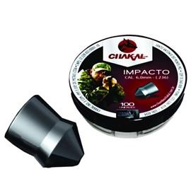 Chumbinho Chakal Impacto - 6,0mm C/100