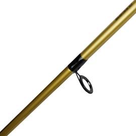 Combo de Varas SHIMANO Cruzar: 2602 - 6'0'' (1,80m) 16 libras (Molinete) 2 Unidade
