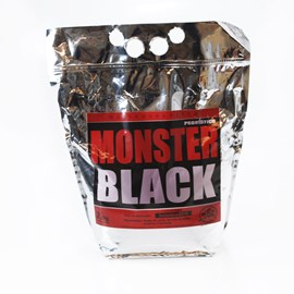 Combo Massa Black Fish: Monster Black 2,5kg + Super Atrativo 200g + Brinde Exclusivo