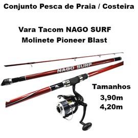 CONJ TACOM NAGO SURF + MOL PIONEER BLAST