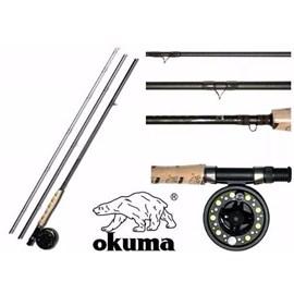 Conjunto de Fly Okuma Cascade CS-903-5 TAC-2