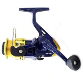Conjunto Vara Plusfish Minimal 1,37m + Molinete Minimal 200 (Amarelo)