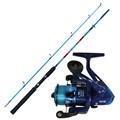 Conjunto Vara Plusfish Minimal 1,37m + Molinete Minimal 200 (Azul)
