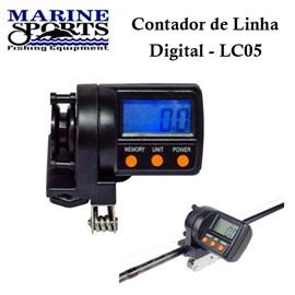 CONTADOR DE LINHA MARINE SPORTS DIGITAL LC05