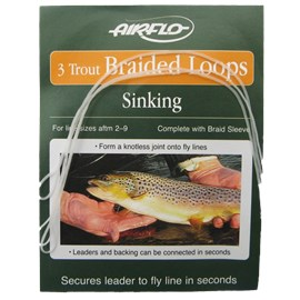 Emendas P/ Fly Airflo Braided Loops 3Trout BLT3