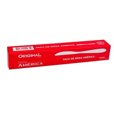 Faca de Mesa Original América (Caixa 12 Peças)