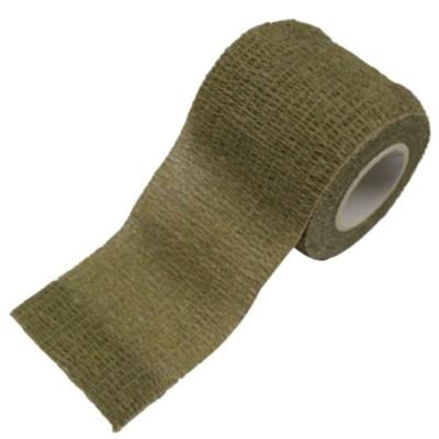 Fita Adesiva Nautika Camo Tape - Cor Verde Oliva