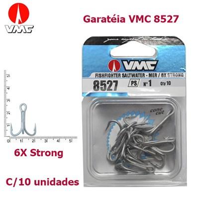 Garateia VMC FishFighter 8527PS 6X - Nº1 - C/10un