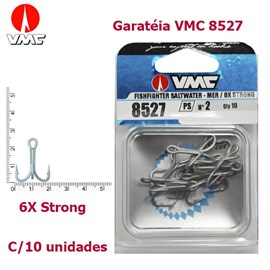 Garateia VMC FishFighter 8527PS 6X - Nº2 - C/10un