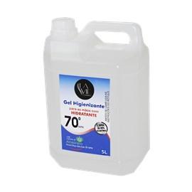 Gel Higienizante C/ Álcool 70% C/ 5L