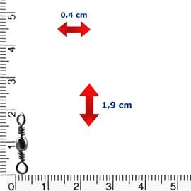 Girador Celta Simples CT1002 N°8-44lb