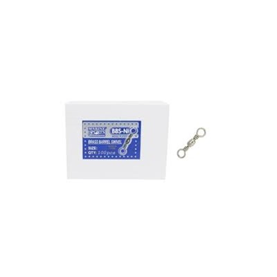Girador Marine Sports® BBS Nickel 5/0 (Caixa) c/100