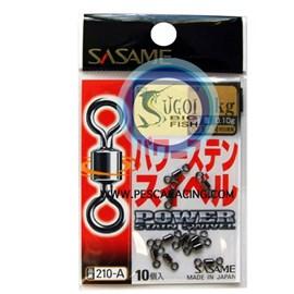Girador Sasame Power Stain Swivel 210-A - Nº10 - 19kg - C/ 10un