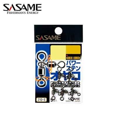 Girador Sasame Smooth Spin 210-E - Nº 2x3 - 93kg - C/ 5un