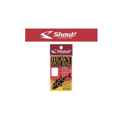 Heavy Split Ring Shout® 411-HS (n°4-81lb)