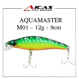 Isca Aicas Pro Series Aquamaster - 12g - 9cm - M01 - Fire Tiger