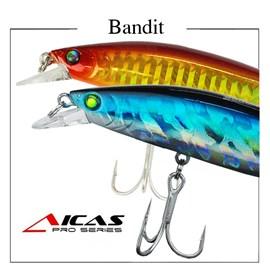 Isca Aicas Pro Series Bandit 12g - 9,8cm