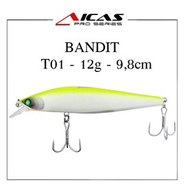 Isca Aicas Pro Series Bandit - T01