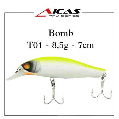 Isca Aicas Pro Series Bomb - T01