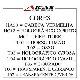 Isca Aicas Pro Series Dango 17g - 10cm