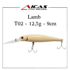 Isca Aicas Pro Series Lamb - 12,5g - 9cm - T02 - Osso