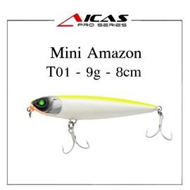 Isca Aicas Pro Series Mini Amazon - T01