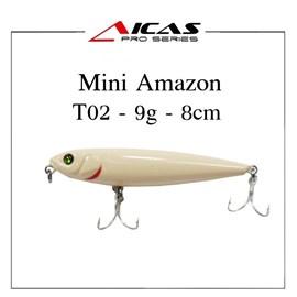 Isca Aicas Pro Series Mini Amazon - T02