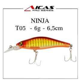 Isca Aicas Pro Series Ninja - T05