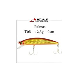 Isca Aicas Pro Series Palmas - T05