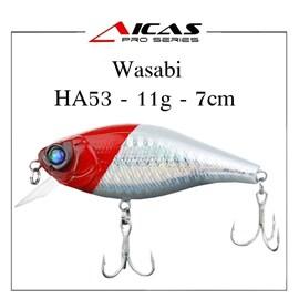 Isca Aicas Pro Series Wasabi - HA53