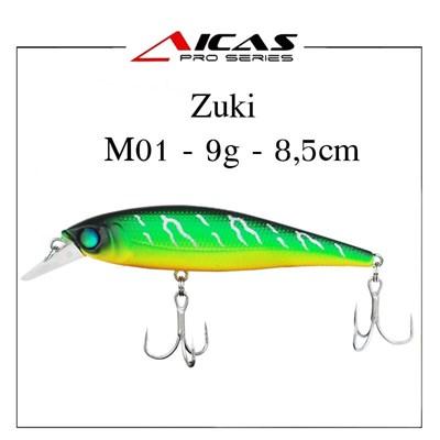 Isca Aicas Pro Series Zuki - M01