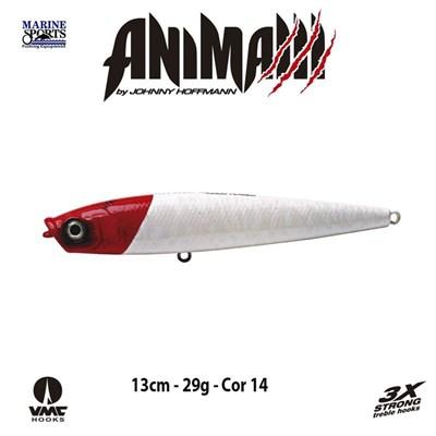 Isca Artificial Marine Sports Animal 130 - 13cm - 29g