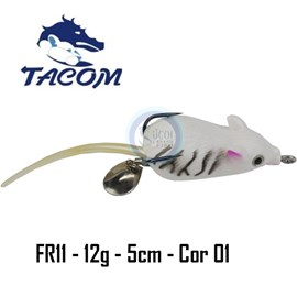 ISCA ARTIFICIAL TACOM SUPER RAT  12G 50MM