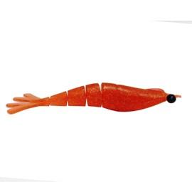 Isca Big Ones camarão - TWISTER - 8cm - c/3