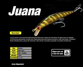 Isca Borboleta Juana