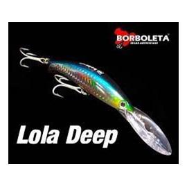 Isca Borboleta Lola Deep - 22g - 10cm - Sinking