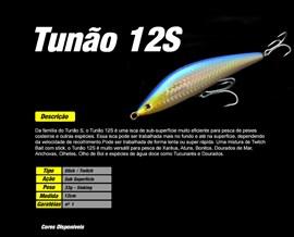 Isca Borboleta Tunão