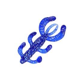 Isca Camalesma Salamareca Baby Blue Shine 8cm C/2 Unidades