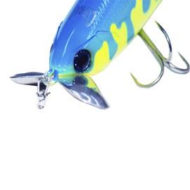 Isca Jackall Cuprap Chartreuse Blue Drip 10891