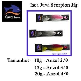 ISCA JUVA PESCA SCORPION JIG