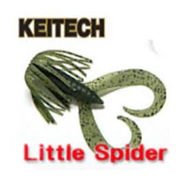 "Isca Keitech Little Spider 2"" - Cor 102 Watermelon PP - C/8un"