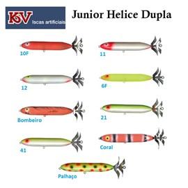 ISCA KV JUNIOR HELICE DUPLA
