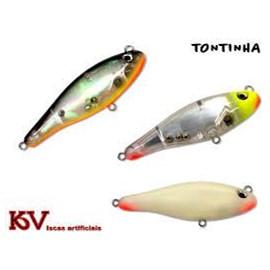 Isca KV Tontinha – 7,5cm – 10g