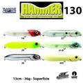ISCA MARINE SPORTS HAMMER 130 - 13CM - 36G