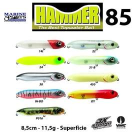 ISCA MARINE SPORTS HAMMER 85 - 8,5cm - 11,5G