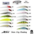 Isca Marine Sports Inna Pro Tuned 140 - 14cm - 31g – Floating