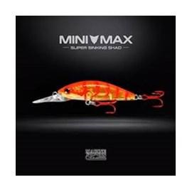 ISCA MARINE SPORTS MINIMAX 50S – 5CM – 7 GRAMAS – SINKING – COR ORT
