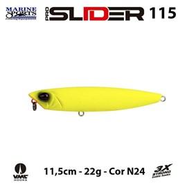 ISCA MARINE SPORTS PRO SLIDER 115 - 11,5CM - 22G - Cor N22