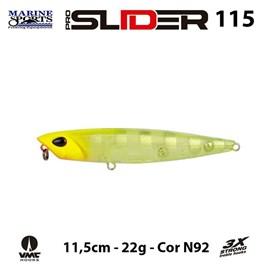 ISCA MARINE SPORTS PRO SLIDER 115 - 11,5CM - 22G - Cor N92