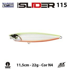 ISCA MARINE SPORTS PRO SLIDER 115 - 11,5CM - 22G - N4